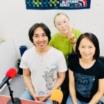 沖縄で半年ぶりにラジオに出演!