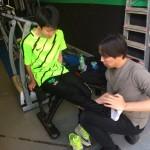 柴崎岳のいるヘタフェの選手にリラクセンスを…